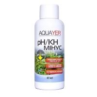 AQUAYER pH/KH мінус 60мл