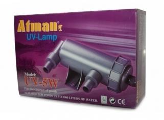 Стерілізатор Ультрафіолетовий Atman UV-5W