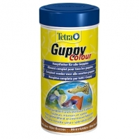 Корм Tetra Guppy Colour 100мл