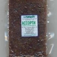 Заморожений корм AQUARIA - Асорті