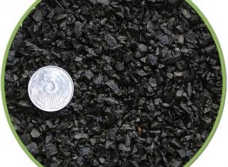 NechayZOO - Грунт Чорний (Дрібніий), 2кг